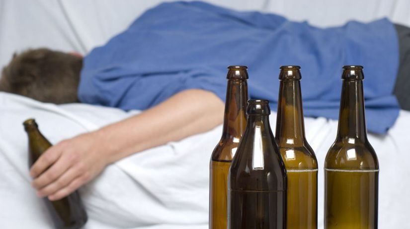 fľaše, alkohol,