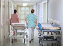nemocnica, sestričky, práca