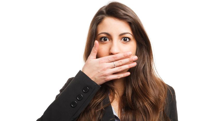 halitóza, zápach, ústa