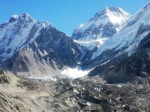 Nepál, Mount Everest, hory, Himaláje