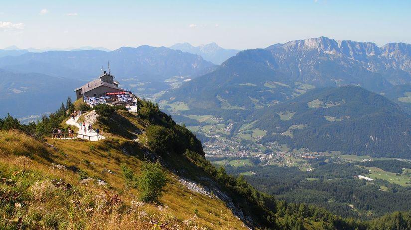 Orlie hniezdo, Hitlerova horská chata,...