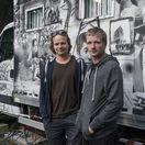 Zlava Krystof a Matej Hadek foto robo hubac kinematograf