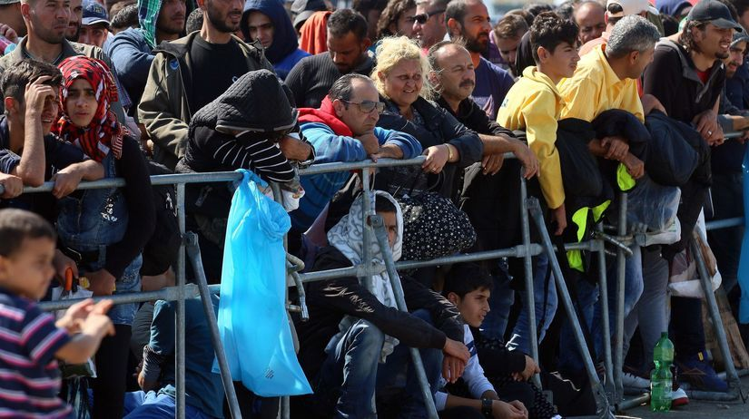 utečenci