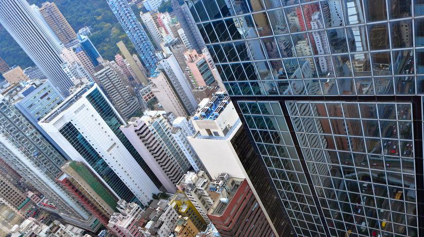 Mrakodrapy v Hong Kongu, Čína
