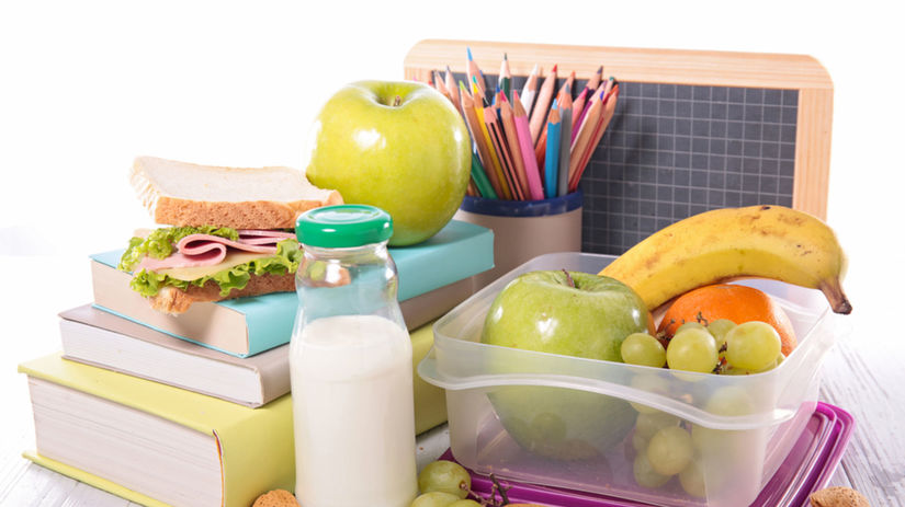 školská desiata, box na jedlo