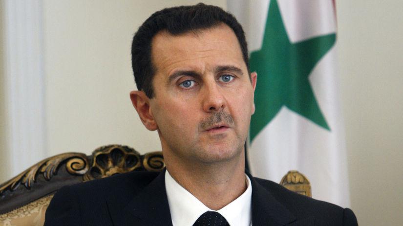 sýria, prezident, baššár al-asad, asad, bašár...