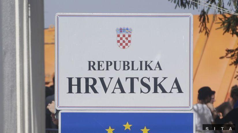utečenci, migranti, eú, chorvátsko, hranice,...