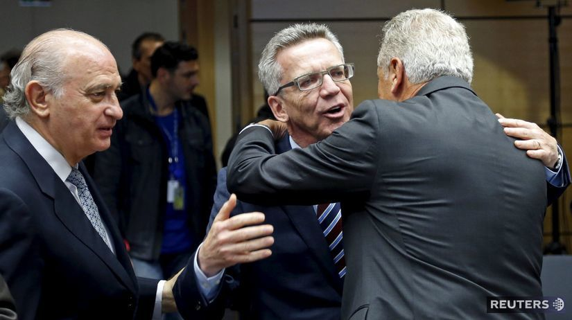 Brusel, hlasovanie, kvóty