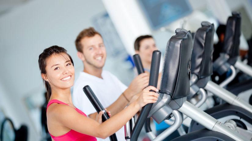 kardio tréning, cvičenie, fitnes