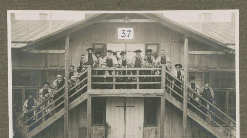 Židia, tábor