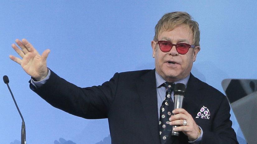 Rusko, Elton John