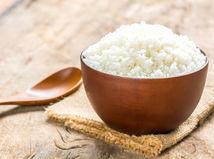 ryža, ryžová diéta