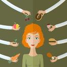 schudnúť, diéta