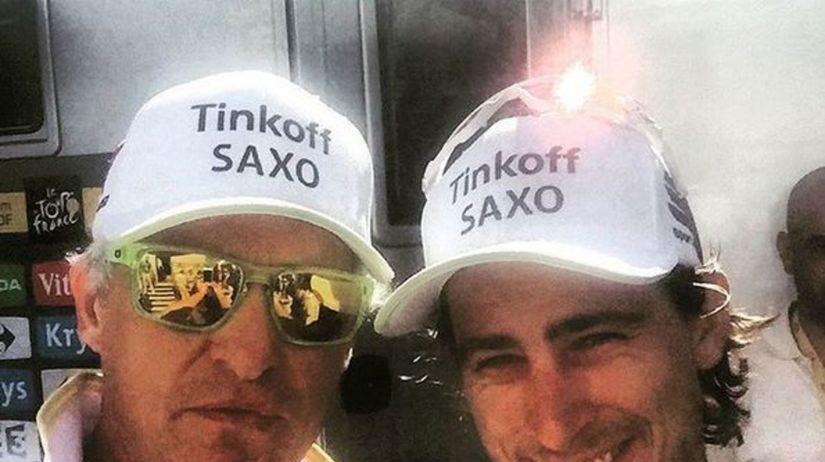 Oleg Tiňkov, Peter Sagan
