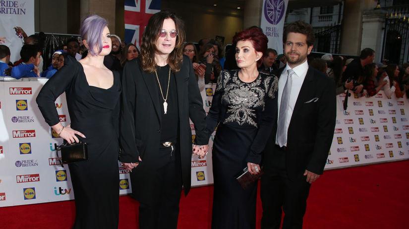 Kelly Osbourne, Ozzy Osbourne, Sharon Osbourne...