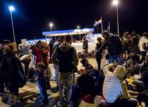 migranti, územie nikoho