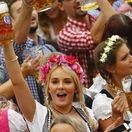 Oktoberfest, pivo, Nemecko, Mníchov, chmeľový nápoj