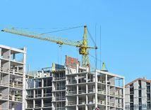 stavba, žeriav, stavenisko, byty, budova, výstavba, developer,