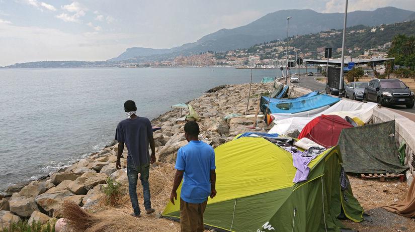 migranti, Taliansko