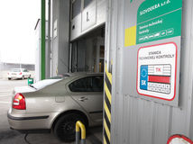 emisné kontrola, auto, STK