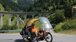 Švajčiarsko, bicykel,