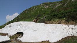Švajčiarsko, hory, sneh, ľad,