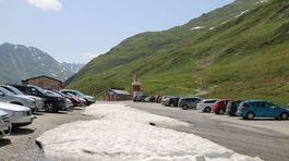 Švajčiarsko, sneh, hory