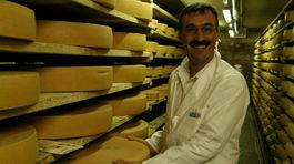 Švajčiarsko, syr, bochník