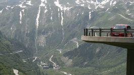 Švajčiarsko, výhľad vyhliadka,