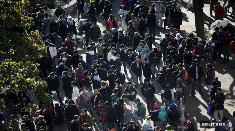 Nemecko, migranti