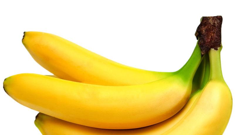 banán, banány, banánová diéta