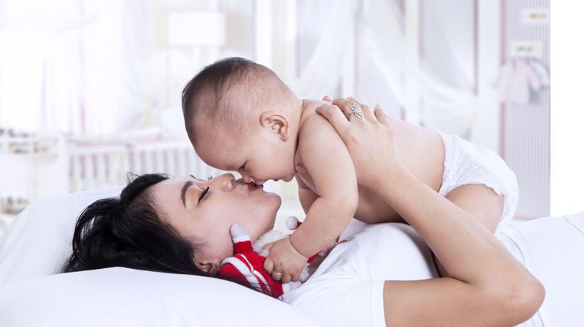 matka, dieťa, rodičovská dovolenka