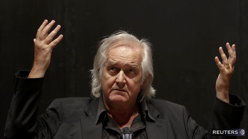 SWEDEN-WALLANDER Henning Mankell