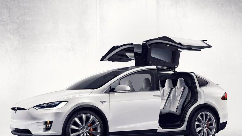 Tesla Model X - 2017