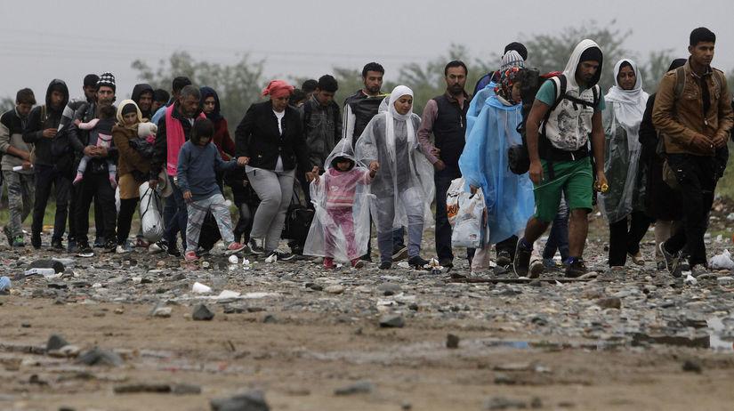 migranti, Macedónsko