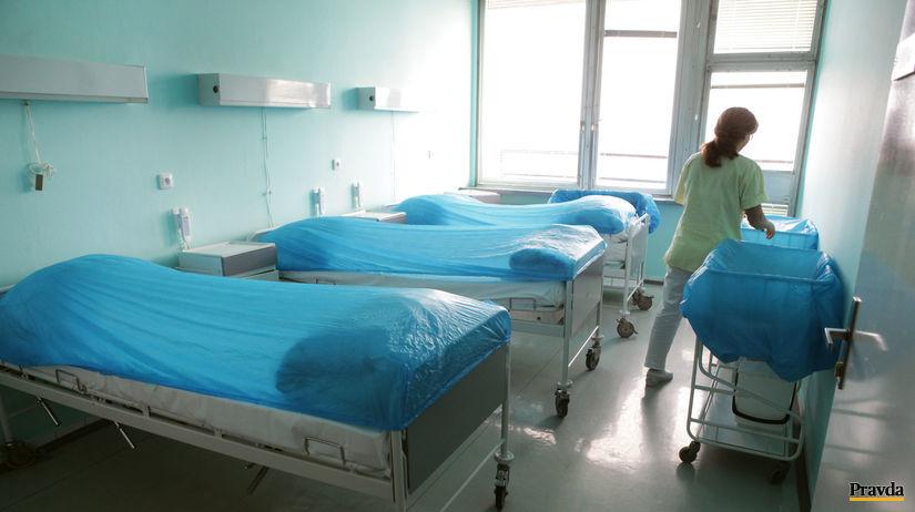 nemocnica, zdravotnictvo, lozka,