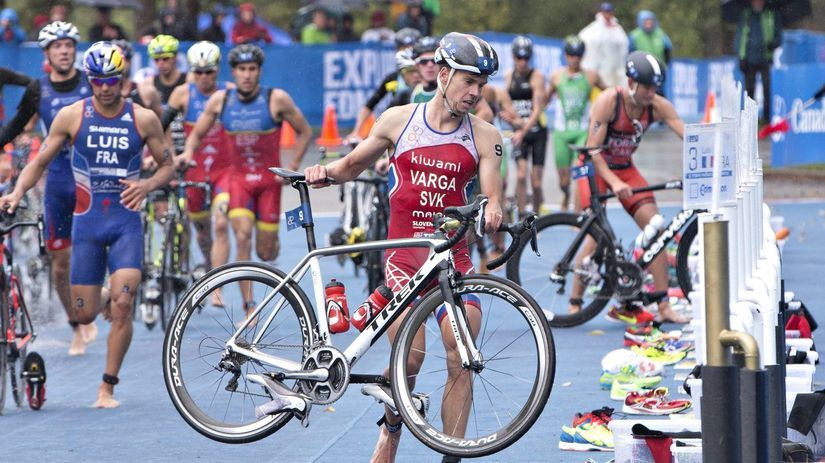 richard varga, triatlon,