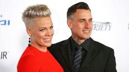 Pink a jej manžel Carey Hart