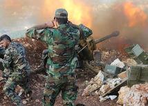 sýria, vojaci, vojna, výbuch, bombardovanie,