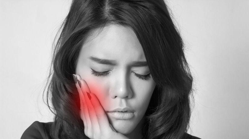 bolesť zuba, zub, chorý zub, pokazený zub