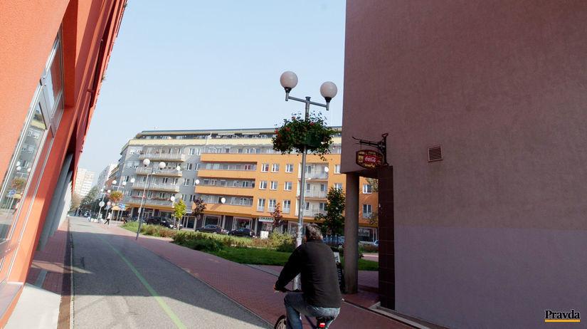 novstavba, bývanie, centrum Gercenova, dom,...
