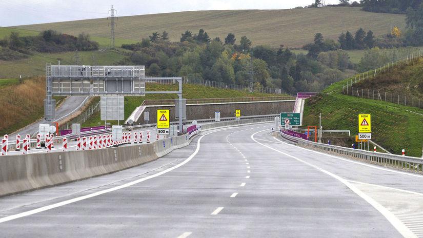 D1, diaľnica, Jánovce, Jablonov, Levoča