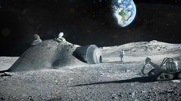 Európa a Rusko zvažujú stanicu na Mesiaci