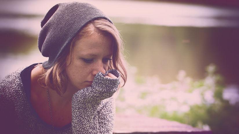 depresia, úzkosť, jeseň