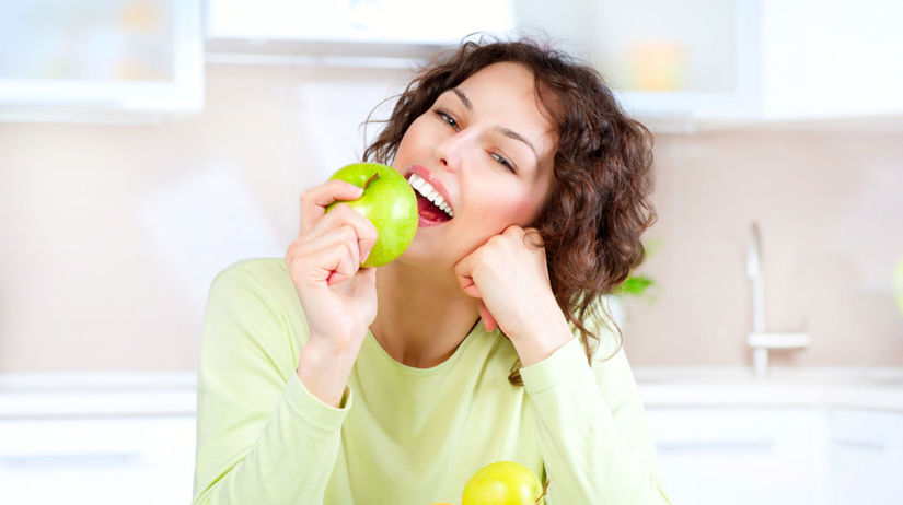 jablko, zdravie, zdravá výživa, ovocie
