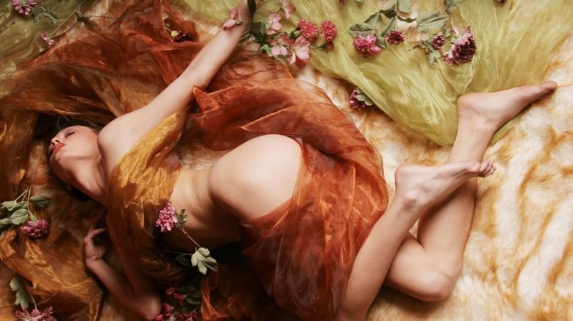 erotické sny - žena - vášeň