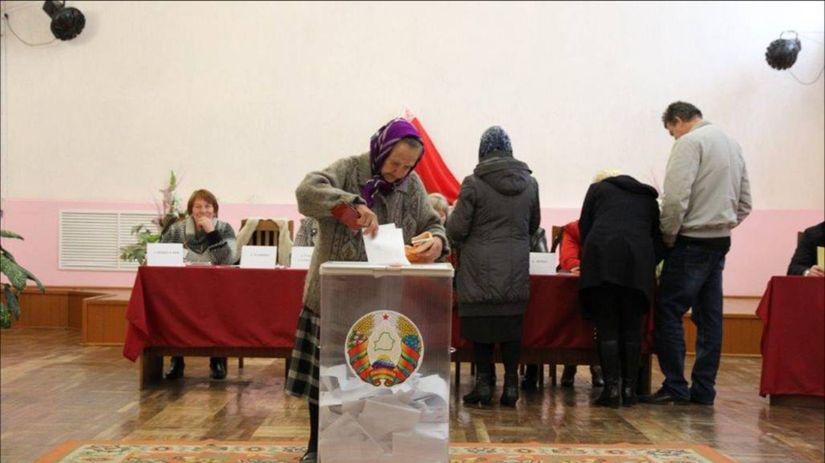 Bielorusko, prezidentské voľby