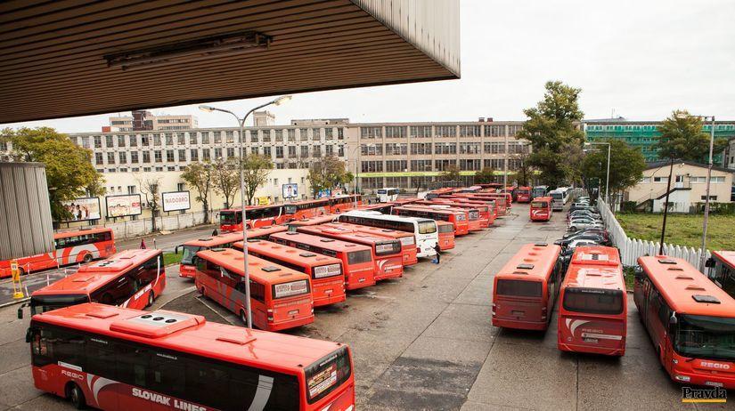 autobus slovak lines doprava