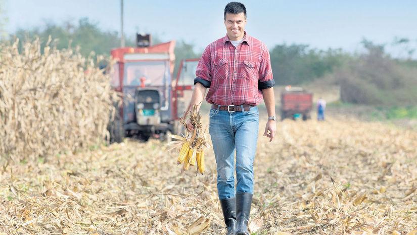 farmár, poľnohospodárstvo, roľník