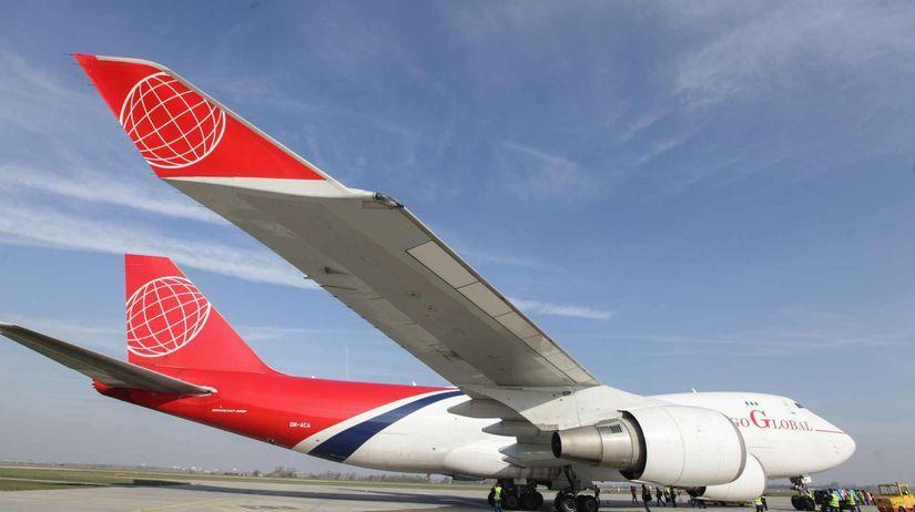 letisko, lietadlo, cargo, boeing